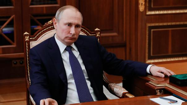 Putin volvió a referirse al ataque conjunto entre Estados Unidos, Reino Unido y Francia.