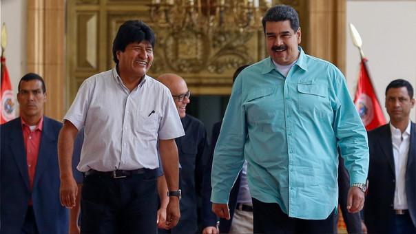 Morales participará en foro de ONU para asuntos indígenas