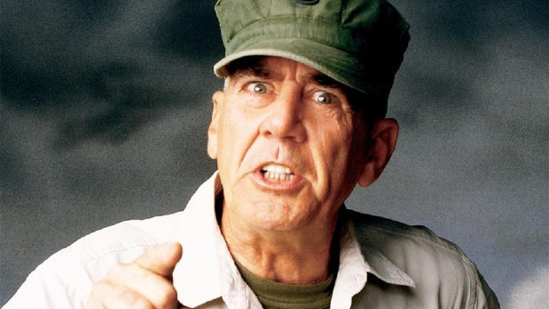 Muere Ronald Lee Ermey, actor de