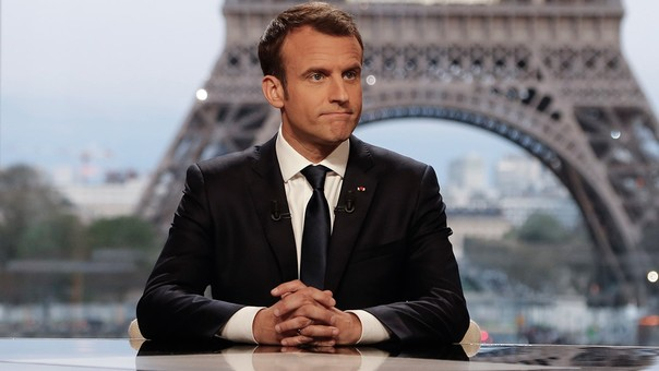 Francia participó junto a Estados Unidos y Francia en un ataque a objetivos en Siria.