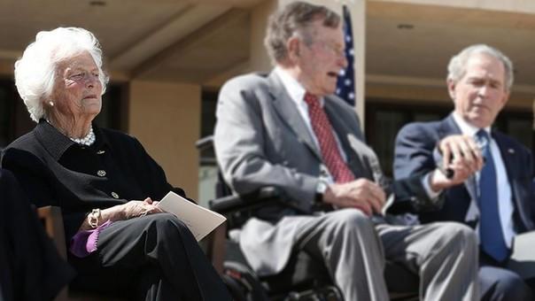 La también madre del ex presidente mantiene un estado de salud delicado desde hace años.