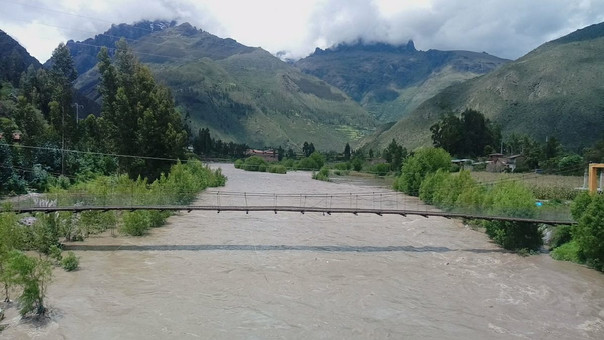 río Vilcanota Cusco
