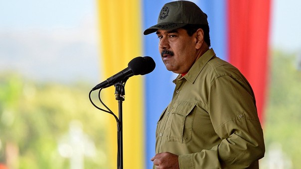 Nicolás Maduro (55) busca mantenerse en el poder.