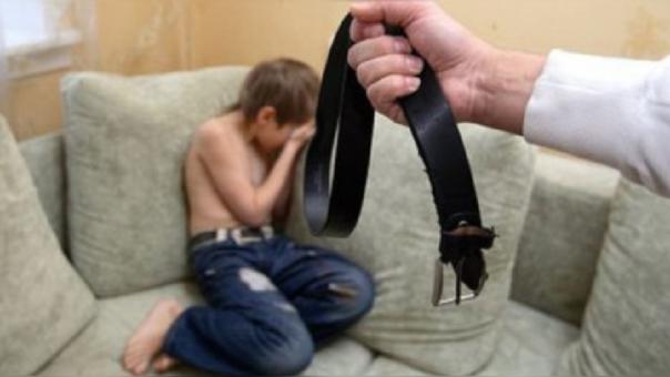 Agresión a menores
