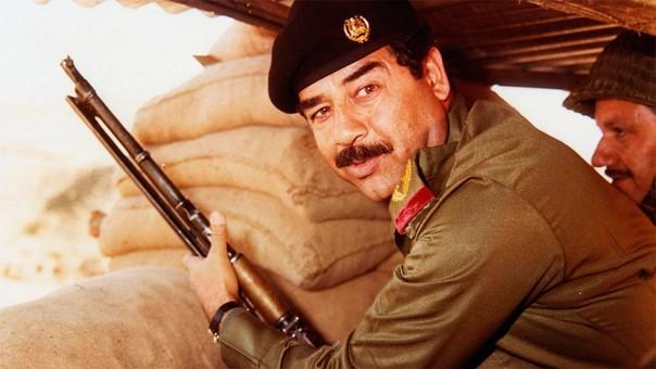 Husein fue presidente de Irak entre 1979 y 2003.