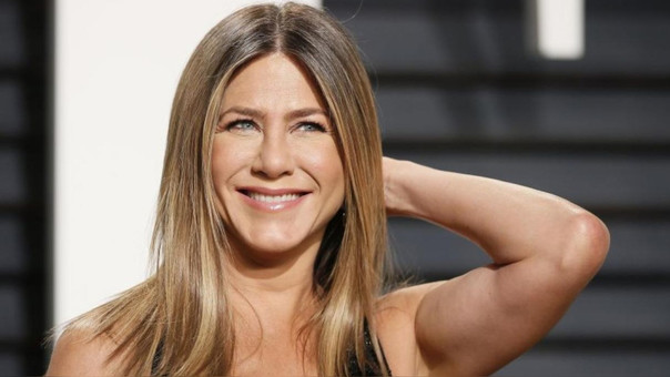 Jennifer Aniston interpretó a Rachel Green en la serie  de comedia