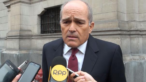 Roque Benavides, presidente de Confiep: Que hayan funcionarios de izquierda no quiere decir que no sean sensatos.