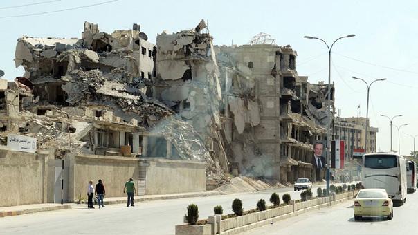 Irak realizó ataques aéreos a posiciones del Estado Islámico en Siria