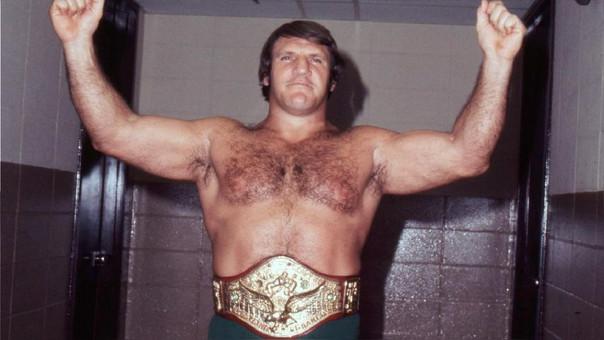 Bruno Sammartino fue la estrella más importante de la WWE en los años sesenta y setenta.