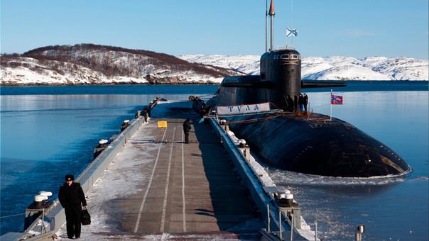 Entre las incorporaciones está el sumergible nuclear 'Tula'.