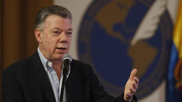 Así fue el reclamo del gobernador de Nariño al presidente Santos