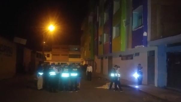 Muertos en Trujillo