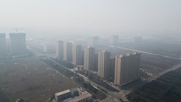 Xian tiene 8.7 millones de habitantes y es la capital de la provincia de Shaanxi.