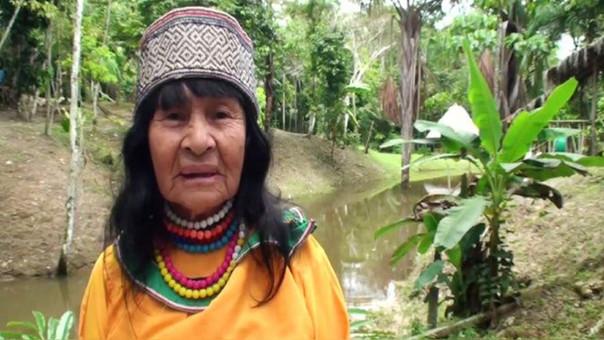 Olivia Arévalo: asesinan a lideresa indígena shipibo konibo en Ucayali