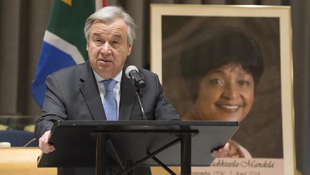 Jefe de ONU condena asesinato de periodistas en frontera Ecuador-Colombia