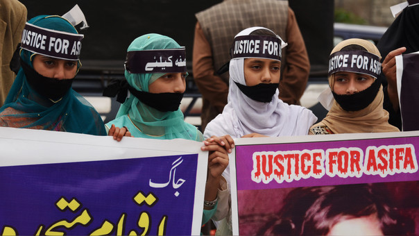 PAKISTAN-INDIA-CRIME-WOMEN-RAPE-POLITICS