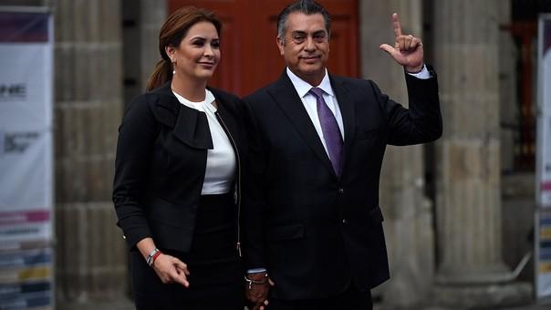 Jaime Rodríguez fue elegido gobernador de Nuevo León en 2015. Está con licencia en el cargo desde enero de 2018.