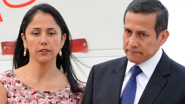 Nadine Heredia, Ollanta Humala