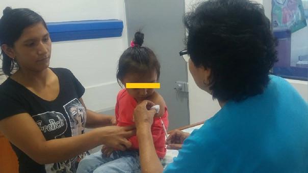 Vacunación se hará en centros de salud y casa por casa