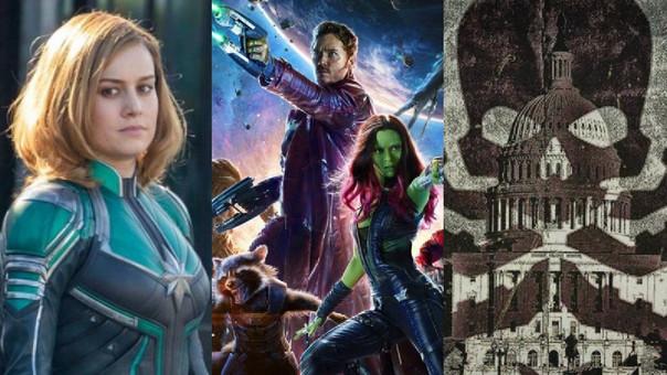 Infinity War' arrasa en la taquilla norteamericana — Avengers