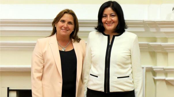 Angélica Portillo fue designada el 13 de diciembre del 2016 por el ex presidente Pedro Pablo Kuczynski y la entonces ministra de Justicia, Marisol Pérez Tello.