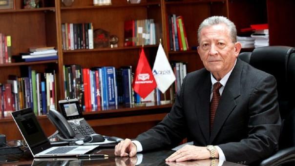 El ejecutivo piurano es hermano del actual viceministro de Pesca y Acuicultura, Javier Fernando Atkins Lerggios.