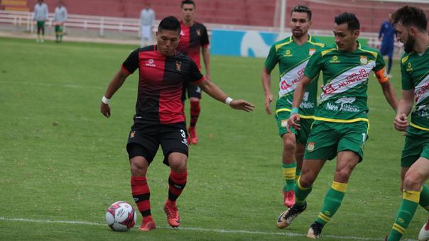 Salas va por su primera final en Perú: