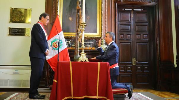 El economista reemplazará al fugaz ministro Daniel Córdoba.