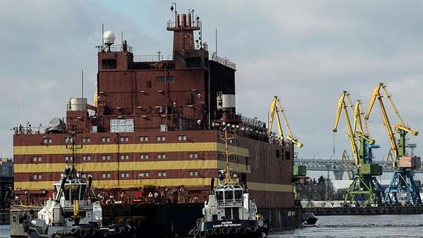Central ya está en el Mar Báltico.