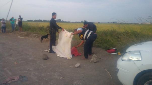 Menor fue arrollada durante intento de robo