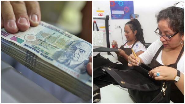 La norma que aprueba el alza del sueldo mínimo fue publicada el pasado 22 de marzo en el diario oficial El Peruano.