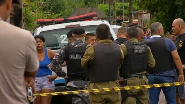 La ola de violencia movilizó fuerzas policiales del estado de Pará.