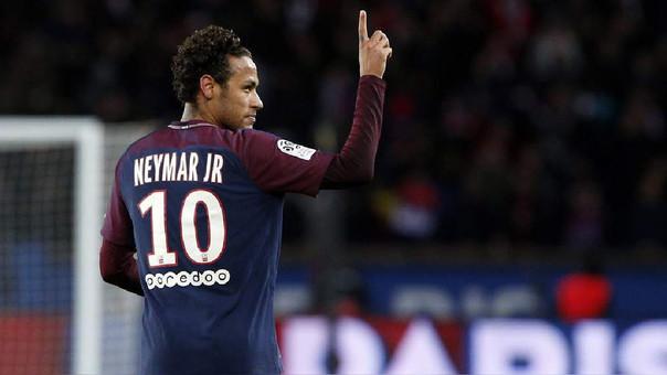 El último parte médico de Neymar