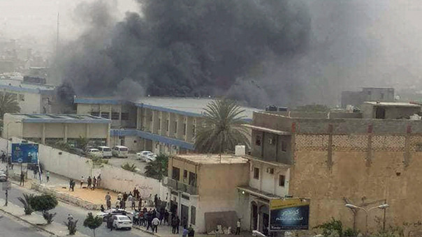 LIBIA CONFLICTO