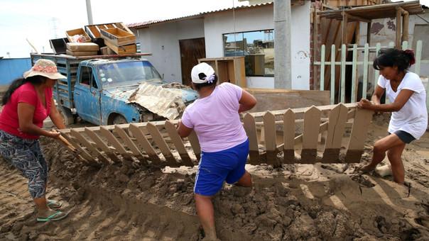 Damnificados por El Niño Costero podrían usar también fondo para cuota inicial de viviendas.