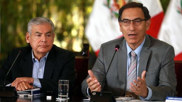 El decreto está firmado por el jefe de Estado, Martín Vizcarra, el presidente del Consejo de Minsitros, César Villanueva, y los titulares de Economía y de Vivienda.