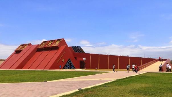 El horario de atención del Museo Tumbas Reales de Sipán es de 9:00 am a 5:00 pm.