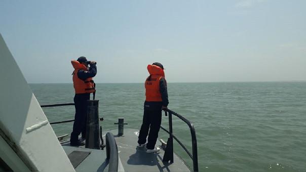 Capitanía de Puertos y Serenazgo de Pimentel realizan intensa búsqueda