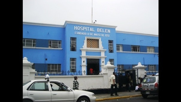 Deficiencias en hospital Belén de Trujillo