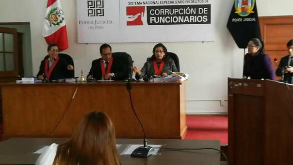 Poder Judicial confirma condena de siete años contra parlamentario Benicio Ríos