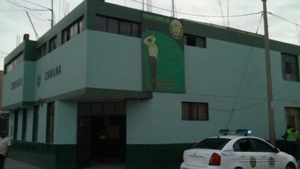 Comisaría Camaná