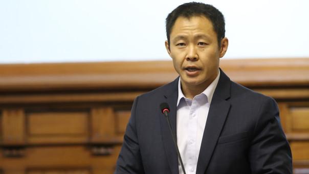 El menor de los Fujimori indicó que seguirá