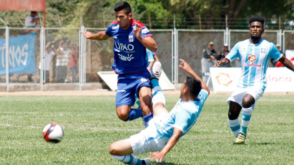Carlos A. Mannucci vs. Alianza Atlético