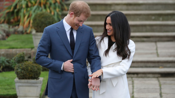 A diferencia de la boda de Kate y William, Meghan no tendrá una dama de honor.