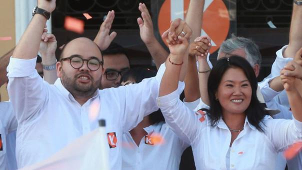 Elecciones 2018: Fuerza Popular presenta a Diethell Columbus como precandidato a Lima
