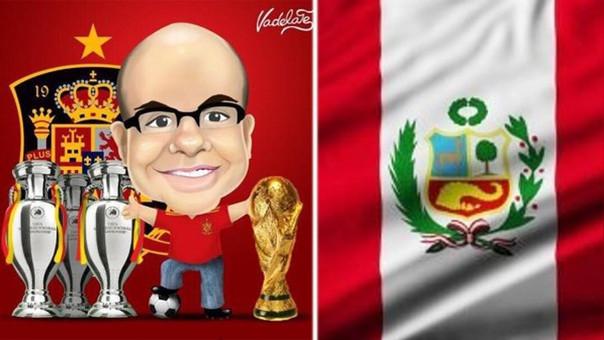 MisterChip es uno de los periodistas de habla hispana más reconocidos del mundo por sus datos e información sobre el fútbol mundial.