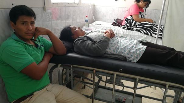 Mujer denuncia agresión de ronderos en Santiago de Chuco