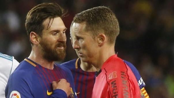 Lionel Messi es el máximo goleador en la historia del clásico de España.