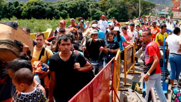 Presenta el Papa Francisco plan de ayuda a inmigrantes de Venezuela