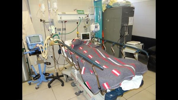 Hospital Regional necesita equipamiento para atender pacientes con Guillain-Barré